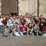 """Crónica del Viaje Fin de Curso 2016. """"Por tierra de comuneros"""""""