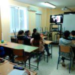Fin del programa Andalucía Profundiza de Historia 2016-2017: Rodar la utopía