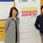 Ángel Gómez Acosta, premiado por la ESA y la NASA