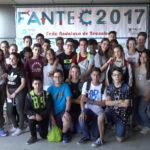Ganamos el concurso de Robótica en FANTEC-2017