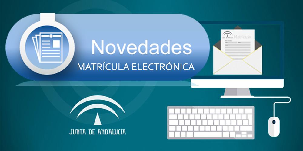 MATRICULA-ELECTRON